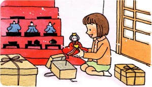 ひな人形1
