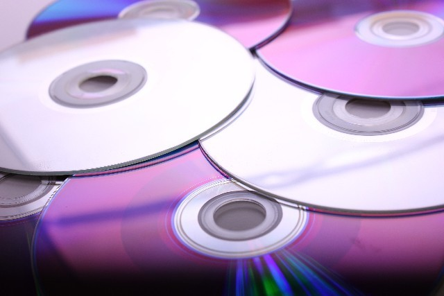 CDの収納